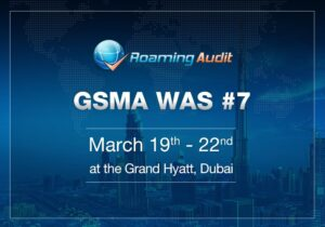 Roaming Audit will be attending WAS#7. Let's meet!