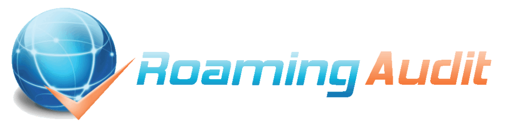 logo blue roaming