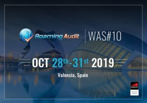 We are here at WAS#10 in Valencia. Let's have a talk about Roaming Lifecycle Management