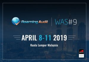 Let's meet at WAS#9 in KL