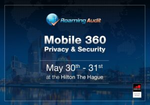 Meet us at Mobile 360 Series Privacy & Security #M360PS in the Hague to discuss SS7 Security and Exploits